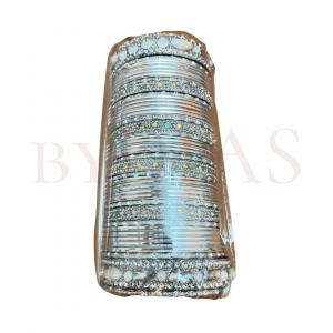 Gelang India Silver