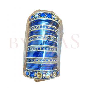 Gelang India Biru