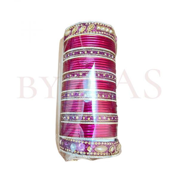 Gelang India Pink